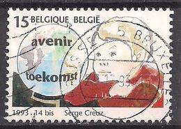 Belgien  (1993)  Mi.Nr.  2583  Gest. / Used  (4bd23) - Gebraucht