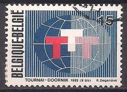 Belgien  (1993)  Mi.Nr.  2569  Gest. / Used  (4bd14) - Belgium