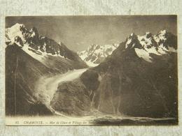 CHAMONIX MER DE GLACE ET VILLAGE DES BOIS - Chamonix-Mont-Blanc