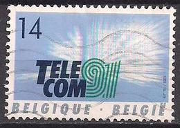 Belgien  (1991)  Mi.Nr.  2479  Gest. / Used  (4bd17) - Belgium