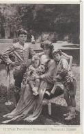 AK 0015  Prinzessin Rupprecht Von Bayern Mit Kindern - Photo F. Grainer Um 1920-30 - Königshäuser