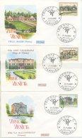 ITALIA - FDC ROMA 1980 - VILLE D'ITALIA - TREVISO - VENEZIA - VICENZA - 6. 1946-.. Repubblica