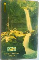 34MSAC Sungai Mowah Sabah $20 - Malaysia