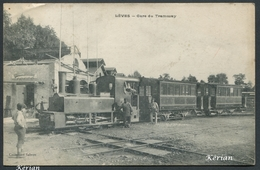 "Lèves - Gare Du Tramway - 030 ""Bonneval"" - Collection Sabron - Voir 3 Scans - Lèves"
