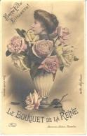 Cartolina Le Bouquet De La Reine 1930 Belgio - Belgium