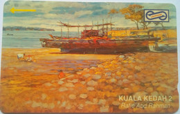 51MSAC Kuala Kedah $5 - Malaysia