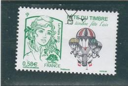 FRANCE 2013 FETE DU TIMBRE YT 4809 OBLITERE   ---                                               TDA24A - France