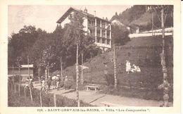 """(74) - Haute Savoie - St-Gervais-les-Bains - Villa """" Les Campanules """" - Saint-Gervais-les-Bains"""