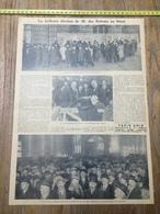 ANNEES 20/30 ELECTION DE M DES ROTOURS AU SENAT PREFECTURE DU NORD LILLE - Colecciones