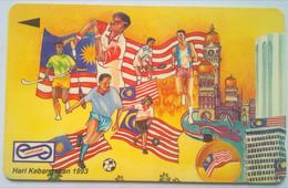 54MSAB Hari Kebang 1993  $10 - Malaysia