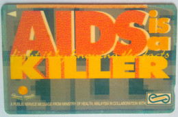 62MSAA AIDS $10 - Malaysia