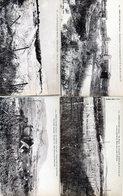 02 - BERRY-AU-BAC - Ses Ruines (13 Cartes) - Francia