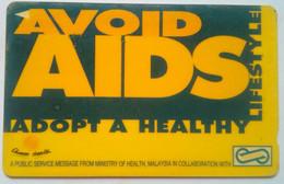 62MSAC AIDS $20 - Malaysia