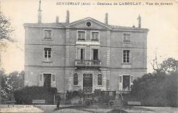 Cpa 01 Ceyzériat , Le Château De La Boulay ,  écrite 1923 - Altri Comuni