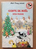 Disney - Mickey Club Du Livre - Conte De Noël Avec Picsou (1981) - Disney
