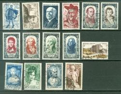 France   Année Complete  1950  Ob  TB - 1950-1959