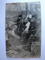 BELGIQUE - LIEGE - SPA - Promenade Des Artistes - 1916 - Spa