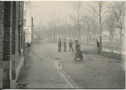 Mons Le 10 Février 1903 Elageurs Rue Des Guérites  Fondation Losseau édit Jottrand - Mons