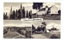 5227 WINDECK - LEUSCHEID, Gruss Aus...1962, Stempel Aptiert - Windeck