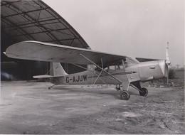 AUSTER J1B AIGLET    ++  22 * 16 CM AUSTER AIRCRAFT - Aviación