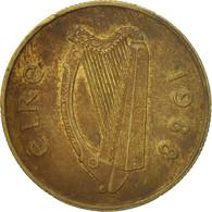 Monnaie, IRELAND REPUBLIC, 20 Pence, 1988, B+, Nickel-Bronze, KM:25 - Irlande