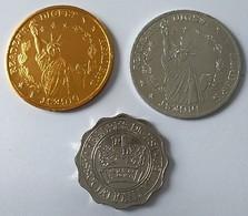 Médailles - 3 Médailles - READER'S DIGEST - TTB - - Professionals / Firms