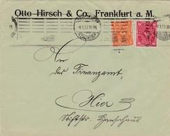 Brief Frankfurt 1923 - Brieven