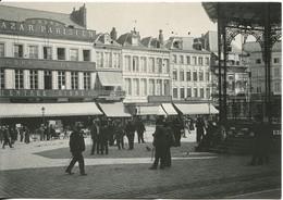 Mons Le 5 Juillet 1901 Le Marché De La Porte De L'hotel De Ville Fondation Losseau édit Jottrand - Mons
