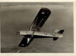 ARAB LEGION AIR FORCE  AUSTER  AIGLET  TRAINER      ++  22 * 16 CM AUSTER AIRCRAFT - War, Military