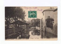 Orange. La Meyne. Avec Lavandières. (3068) - Orange