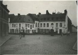 Mons Le 9 Juin 1901 Place Simonet Fondation Losseau édit Jottrand - Mons