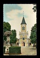 CPSM:  91 - MONTGERON - L'EGLISE - Montgeron