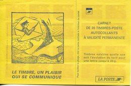 FRANCE -Carnet N° 3085-C5 Type MARIANNE DE BRIAT - 20 Timbres - Carnets