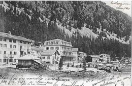 CHAMPEX - Bazar Du Lac Anno 1902 - VS Valais