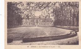 CPA 62 ARRAS La Préfecture Et Le Parc N° 46  édit: LL - Arras