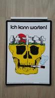 Aufkleber Mit Anti-Rauchen-Werbung Der DAK (Krankenkasse) - Aufkleber