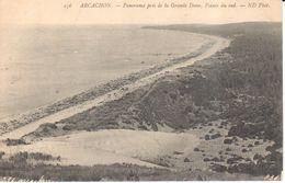 (33) Gironde - Arcachon - Panorama Pris De La Grande Dune - Arcachon