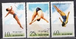 Used Mi. 1382-84 - Korea, North