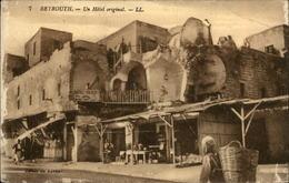 LIBAN - BEYROUTH - Un Hotel Original - - Liban