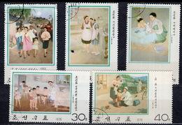 Used Mi. 1473-77 - Korea, North