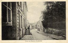 54 Gruss Aus BLAMONT (FRANKREICH) - Blamont
