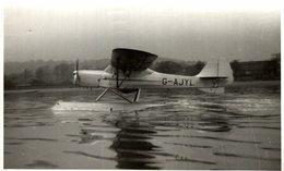 AUSTER J5B AUTOCAR     ++  14 * 9 CM AUSTER AIRCRAFT - Aviación