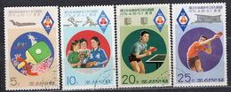 Used Mi. 1484-87 - Korea, North
