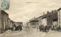 54 CHAMBLEY - Grande Rue - Très Animée - Chambley Bussieres