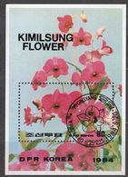 Used Mi. Bl. 181A - Korea, North