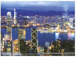 (PF 425) Hong Kong - City View At Night - Chine (Hong Kong)