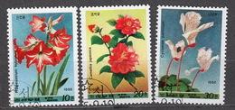 Used Mi. 2679-81 - Korea, North