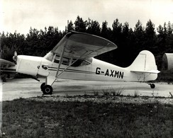 AUSTER J5B AUTOCAR     ++  24 * 18  CM AUSTER AIRCRAFT - Aviación