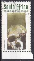 Sud Africa, 1998 - 1,110r Florisbad Skull - Nr.1060 Usato° - Sud Africa (1961-...)