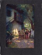 78751     Ungheria,   Dipinto, E. B. Magdic -  Schachpartie - Szembeszallas,    VG  1918 - Pintura & Cuadros